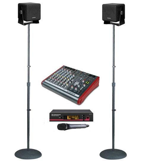 Аренда компактного комплекта звука | MMG