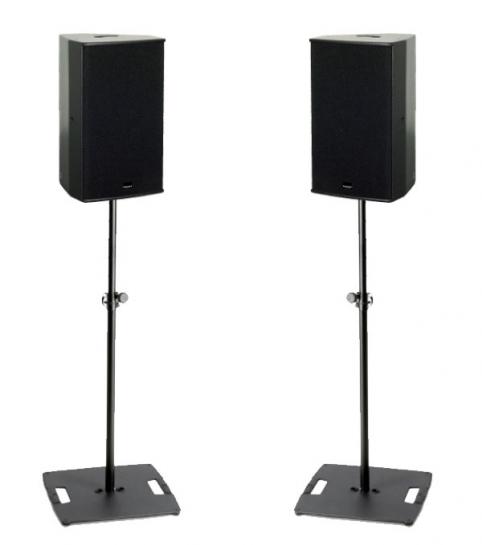 Аренда комплекта звука Seeburg мощностью 1 кВт | MMG