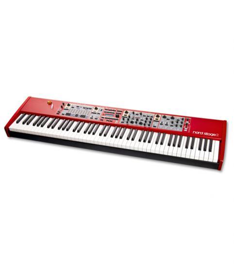 Аренда клавиш Clavia Nord Stage 2 HA88 со взвешенной клавиатурой