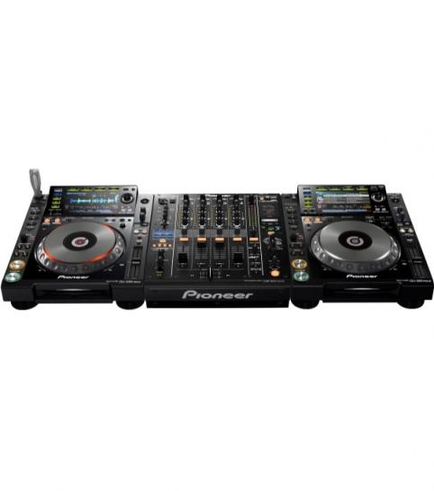 Аренда DJ-оборудования Pioneer