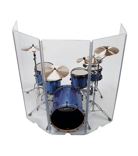 Drum Shield для барабанной установки в аренду   MMG