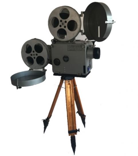 Ретро-кинопроектор в аренду на мероприятие | MMG