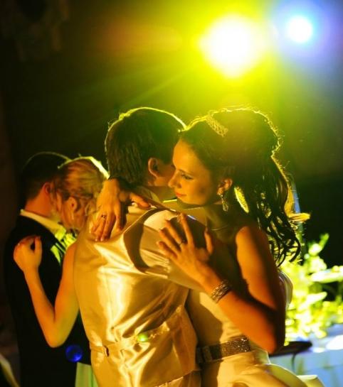 Свет на свадьбу в аренду для первого танца и дискотеки | MMG