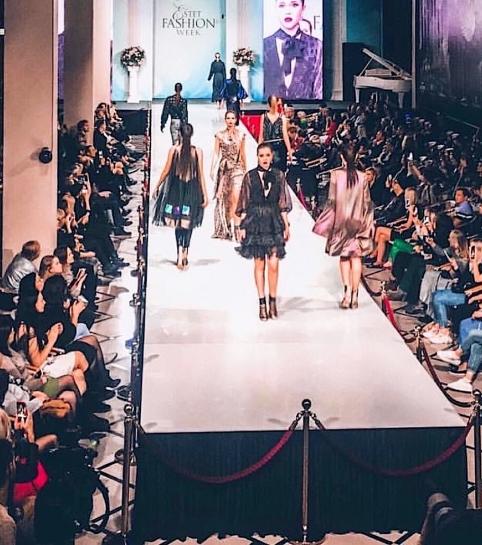 Световое оборудование в аренду для показа мод в Москве | MMG