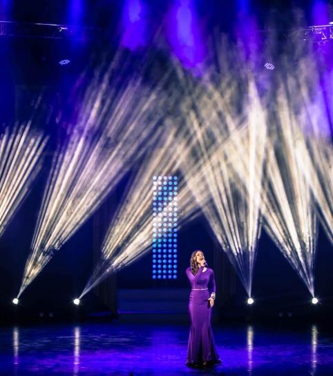 Аренда света и написание тайм-кода для светового шоу | MMG