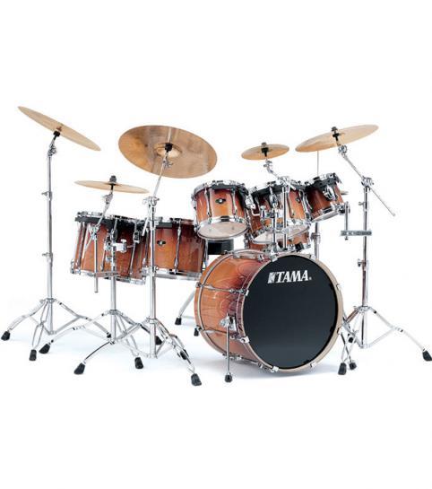 Барабанная установка TAMA Superstar Custom в аренду | MMG