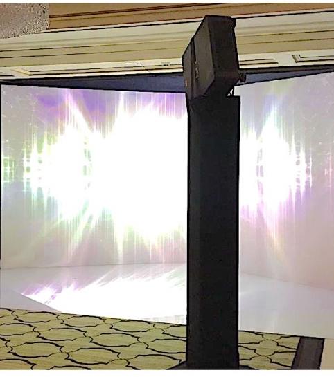 Нестандартные видео-решения для мероприятий в аренду   MMG