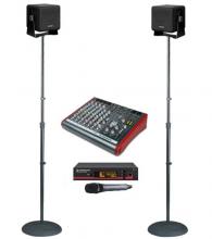 Аренда ультракомпактного комплекта звука для показов и выставок