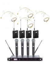 Аренда беспроводного, головного и петличного микрофона | MMG