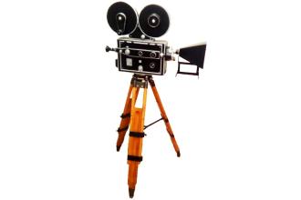 Аренда ретро-кинокамеры