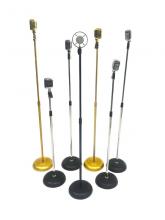 Аренда ретро-микрофонов, большой выбор моделей и низкая цена!