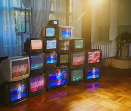 Ретро-телевизоры в аренду