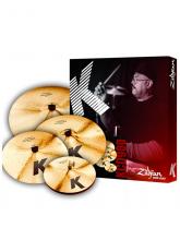 Аренда комплекта барабанных тарелок Zildjian K Custom Dark